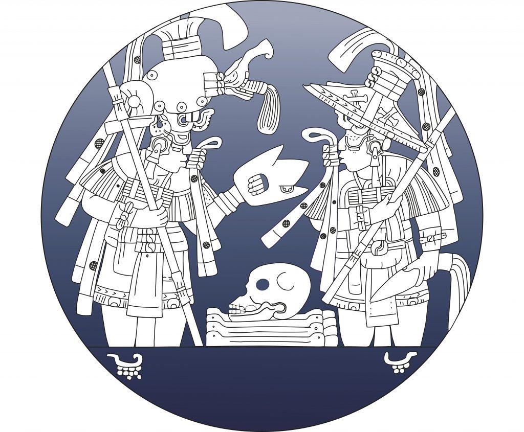 """Vortrag """"Graböffnung und Grabstörung in der Maya-Kultur"""" von Estella Weiss-Krejci – Vortragsreihe """"Neue bioarchäologische Forschungen"""""""